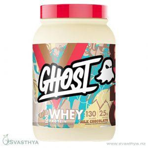 GHOST WHEY MILK CHOCOLATE